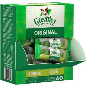 Greenies™ Teenie™ Original Dental Dog Treats