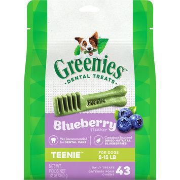 Greenies® Blueberry Dental Dog Treats