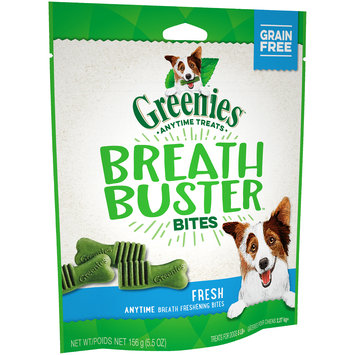 Greenies™ Breath Buster™ Bites Fresh Dog Treats