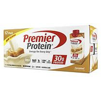 Premier Protein® Caramel Protein Shake 12-11 fl. oz. Box