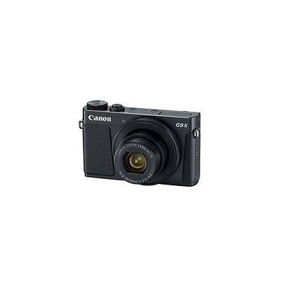 Canon PowerShot G9X Mark II Digital Camera Bundle with 20.2MP, 3x Optical Zoom, Camera Case and 8GB SDHC Card