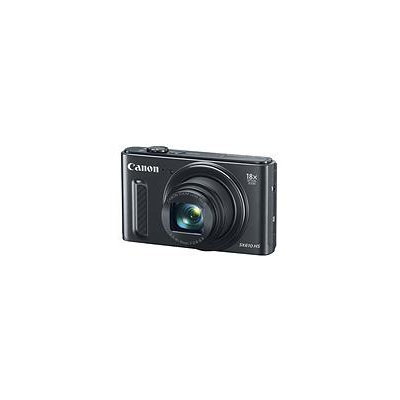 Canon PowerShot SX610 HS Digital Camera Bundle with 20.2MP, 18x Optical Zoom, Camera Bag and 8GB SDHC Card