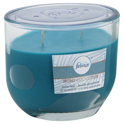 Home Collection Candle, Palm Leaf, 1 candle [12 oz (340 g)]