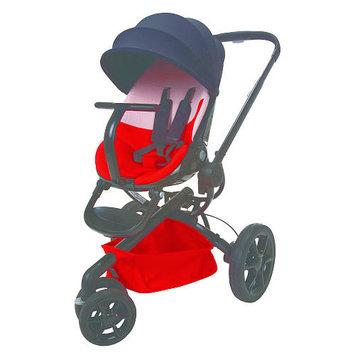 Quinny Moodd Stroller - Bold Block Red