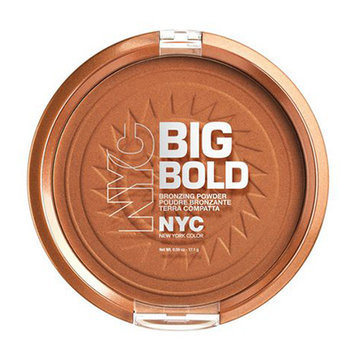 NYC New York Color Big Bold Bronzing Powder, 0.59 oz
