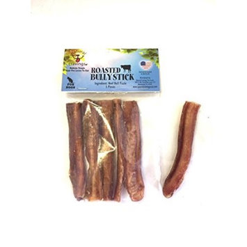 Natural Cravings 5 PACK BULLY STICK Grain Free Small Breed Beef Bully Stick Dog Treat, 5 ct