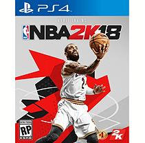 Take 2 NBA 2K18 Playstation 4 [PS4]
