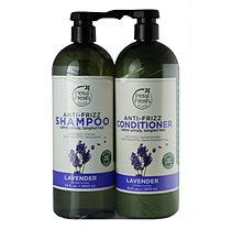 Petal Fresh Pure Anti-Frizz Shampoo & Conditioner, Lavender (34 fl. oz, 2pk.)
