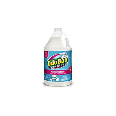 OdoBan Odor Eliminator and Disinfectant Concentrate, Cotton Breeze Scent (128oz.)