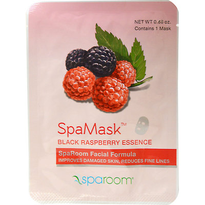 Spa Room Black Raspberry Spa Mask-1 Each