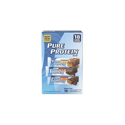 Pure Protein Bar Variety Pack (1.76 oz,18 ct.)