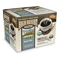 High Desert Roasters Donut Shop Coffee (140 ct.)