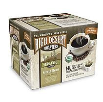 High Desert Roasters French Roast (49.38 oz, 140 ct.)