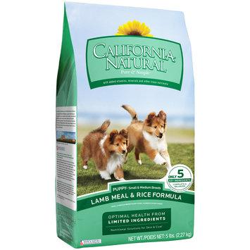 California Natural™ Lamb Meal & Rice Recipe Puppy Food