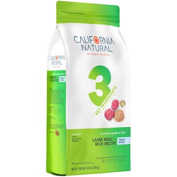California Natural™ Lamb Meal & Rice Recipe Small Bites Adult Dog Food