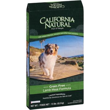 California Natural® Grain Free Lamb Meal Formula Adult Dog Food