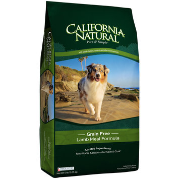 California Natural™ Grain Free Limited Ingredient Diet Lamb Meal Recipe Adult Dog Food