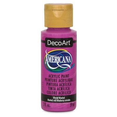 Americana Acrylic Paint 2 Ounces-Ultra Blue