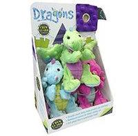 TrustyPup Dog Toys, Dragons (Small, 3 pk.)