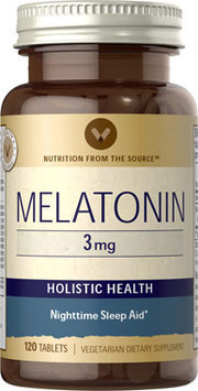 Vitamin World Melatonin 3 mg