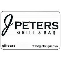 J Peters Bar & Grill EV J PETERS B & G $100 MP 4 X $25