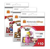 Baker & Taylor Fulfill Nintendo - Nintendo Eshop Prepaid Card ($10)