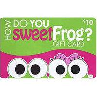 Sweet Frog - 3/$10