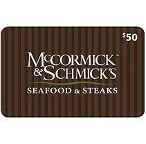McCormick (Landry's) - 2 X $50 plus $20 bonus