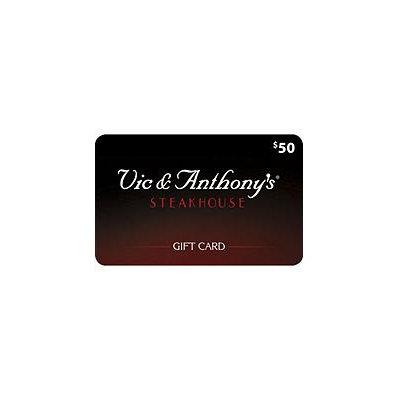 Vic & Anthony's (Landry's) - 2 X $50 plus $20 bonus