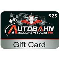 Autobahn Indoor Speedway - 2 x$25