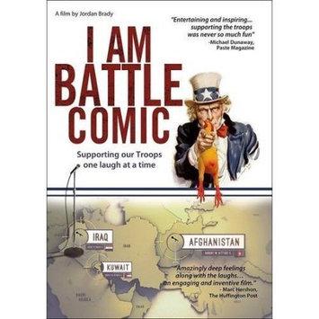 Monterey Home Video I Am Battle Comic DVD