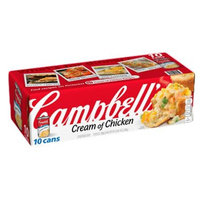 Campbell's Cream of Chicken Soup (10.5 oz. ea., 10 pk.)