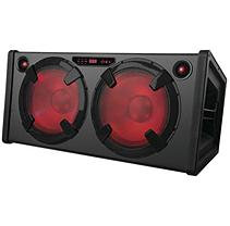 Ion audio Road Warrior 500-Watt Rechargeable Stereo Speaker System