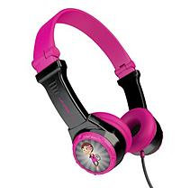JLab Audio JBuddies Folding Kids Headphones - Pink