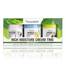 NatureWell Rich Moisture Cream Trio, Various Flavors (8 oz, 3 pk.)
