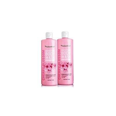 Nature Well Body Wash, Cherry Blossom (24 fl. oz, 2 pk.)