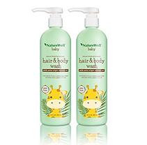 Nature Well Baby 2-in-1 Hair and Body Wash (20 fl. oz, 2 pk.)