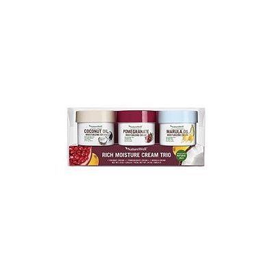 Nature Well Rich Moisture Cream Trio, Various Flavors (8 oz, 3 pk.)