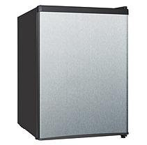 Equator REF87L24SS 2.4 Cu. Ft. Stainless Steel Compact Refrigerator