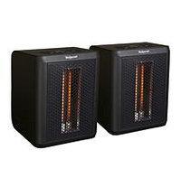 LifeSmart Personal Infrared Heater/Fan (2 pk.)