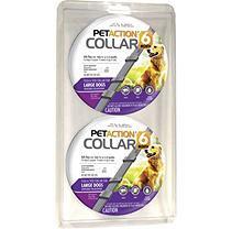 PetAction Flea & Tick Dog Collar, 2 Collars (Large)