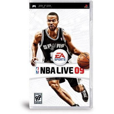 Electronic Arts NBA LIVE 2009 (PlayStation Portable)