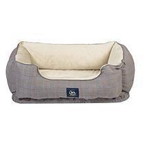 Serta Perfect Sleeper Orthopedic Comfy Cuddler-Black