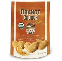 Heartfelt Organic Orange Butter Crunch Cookies (5.6 oz, 6 pk.)