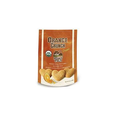 Heartfelt Organic Orange Butter Crunch Cookies (5.6 oz, 6 pk.)