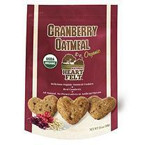 Heartfelt Organic Cranberry Oatmeal Cookies (5.6 oz, 6 pk.)