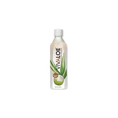 VIVALOE Coconut Aloe Drink (16.9 fl oz, 12 pk.)