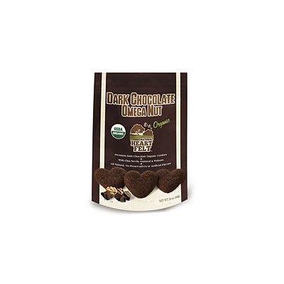 Heartfelt Organic Dark Chocloate Omega Nut Cookies (5.6 oz, 6 pk.)