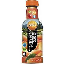 Bare Nature Peach Vitamin Iced Tea (20 oz, 12 ct.)