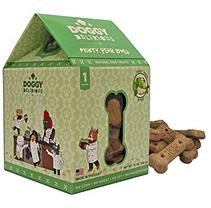 Doggy Delirious Minty Pear Bones (6 - 16 oz. Packs)